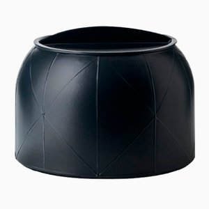 Vase Seams avec Couvercle E par Benjamin Hubert pour Bitossi, 2015