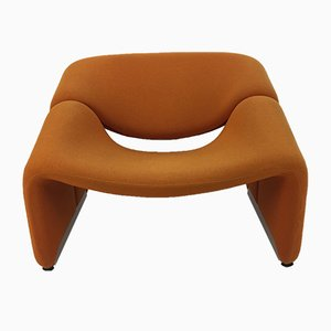 F598 M Groovy Lounge Chair by Pierre Paulin for Artifort, 1980s