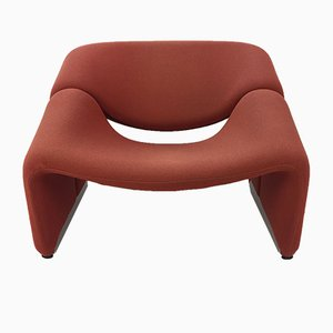 F598 M Lounge Chair by Pierre Paulin for Artifort, 1980s
