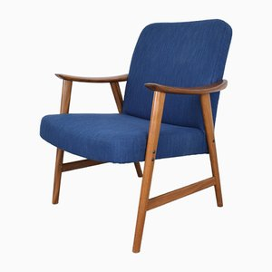 Norwegian Teak Armchair from Dokka Møbler, 1960s