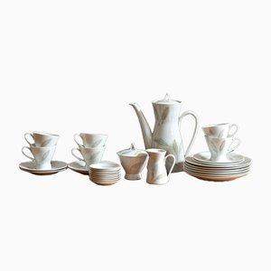 Service à Café Modèle 2000 Vintage par Richard Latham et Raymond Loewy pour Rosenthal