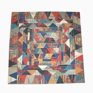 Textiler Wandbehang von Missoni für Saporiti, 1980er
