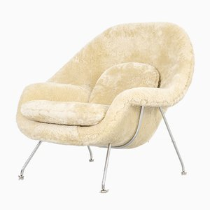 Womb Chair By Eero Saarinen For Knoll International, 1960s