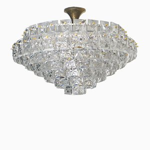 Lámpara de araña Ballroom Mid-Century de Kinkeldey