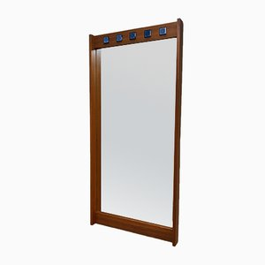 Swedish Mirror with Teak Frame, 1970s