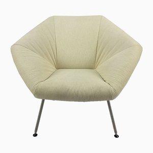 Vintage Dutch Lounge Chair, 1980s