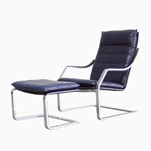D250 Comet Lounge Chair by Rudolf Glatzel for Dreipunkt International
