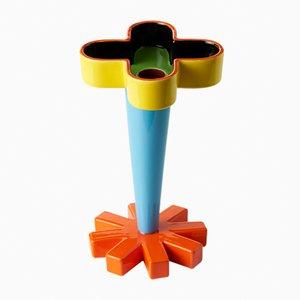 Petit Vase Croix en 3 Parties par Karim Rashid pour Bitossi, 2006