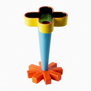 Small 3-Piece Cross Vase by Karim Rashid for Bitossi, 2006