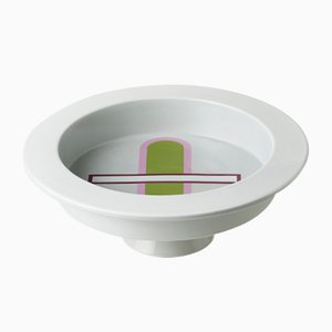 Light Grey Bowl by Karim Rashid for Bitossi, 2006