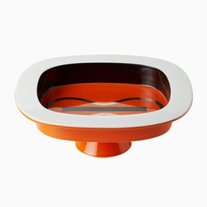 Scodella arancione di Karim Rashid per Bitossi, 2006