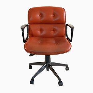Chaise de Bureau par Ico & Luisa Parisi pour MIM, 1950s