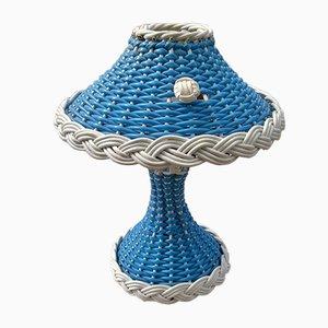 Lámpara hongo Scubidou francesa, años 60