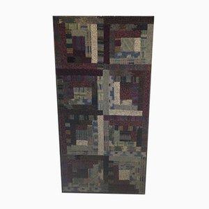Wandbehang aus Stoff von Missoni für Saporiti, 1980er