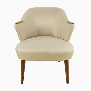 Dänischer Sessel aus Teak, 1960er