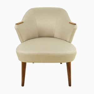 Danish Teak Lounge Chair, 1960s