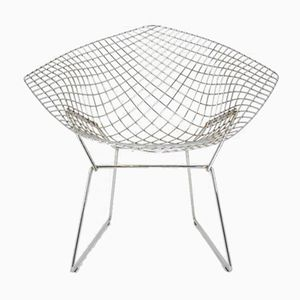 Diamond Lounge Chair by Harry Bertoia for Knoll Inc., 1970s