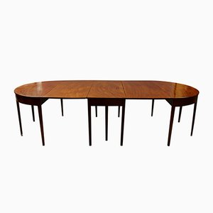Large Empire Mahogany Dining Table, 1820s
