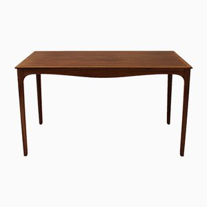 Rosewood Coffee Table by Ole Wanscher and A. J. Iversen, 1960s