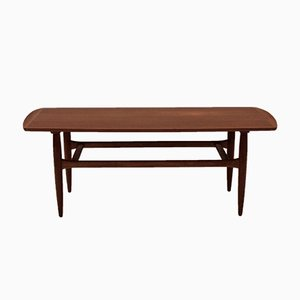 Table Basse en Teck de Jason, Danemark, 1960s