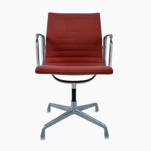 Chaise de Bureau Pivotant EA 107 par Charles et Ray Eames pour Herman Miller