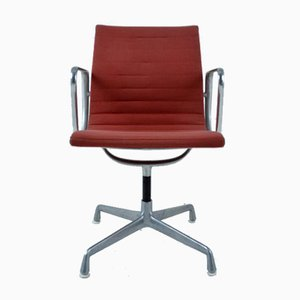 EA 107 Swivel Desk Chair by Charles & Ray Eames for Herman Miller, 1960s