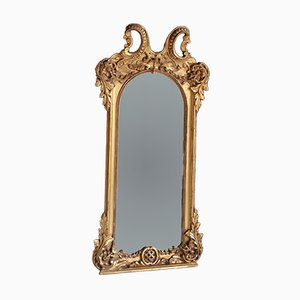 Large 19th Century Gilded Mirror