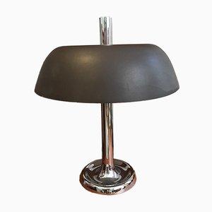 Lámpara de mesa hongo de Egon Hillebrand, años 60