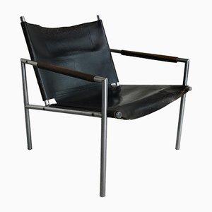 Niederländischer Sessel SZ02 von Martin Visser für 't Spectrum, 1960er