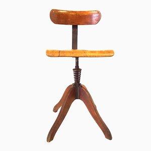 Vintage German Industrial Office Chair