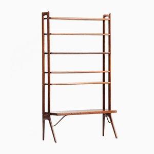 Mid-Century Rosewood Bookshelf by Kurt Ostervig for KP Møbler