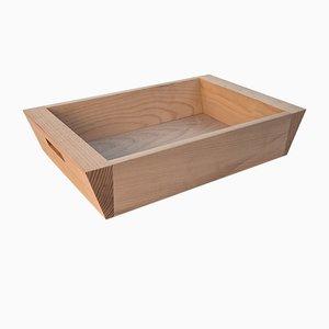 Recipiente de madera de MYOP