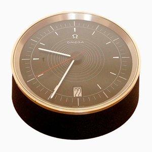 Uhr mit reduziertem Ziffernblatt von Omega, 1960er