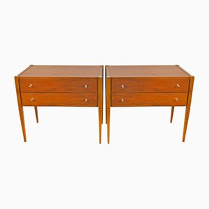 Tables de Chevet, 1960s, Set de 2