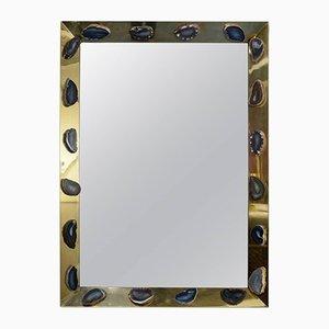 Vintage Agates Mirror