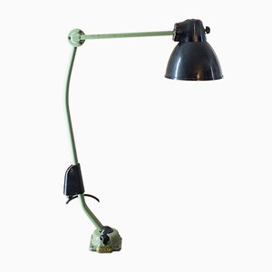 Lampe d'Atelier Vera Industrielle Mid-Century de VEB Leuchtenbau, 1950s