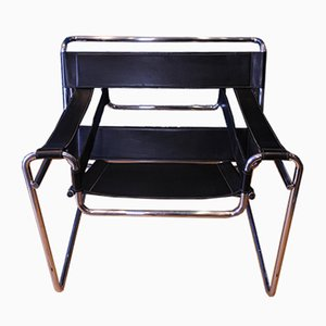 B3 Wassily Chair by Marcel Breuer for Knoll