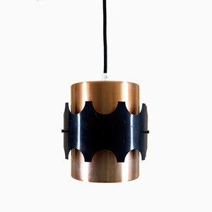 Vintage Pendant Lamp from VEB Metalldrücker Halle/Saale