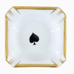Porcelain Ashtray from Oscar Schlegelmilch, 1950s