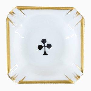 Cenicero de porcelana de Oscar Schlegelmilch, años 50