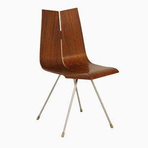 Modell GA Chair von Hans Bellmann für Horgenglarus, 1955