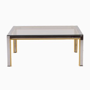 Vintage Coffee Table by Renato Zevi, 1970s
