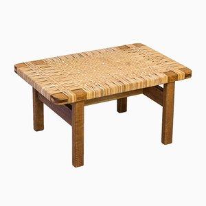 Tavolino di Børge Mogensen per Fredericia, Denmark, anni '50