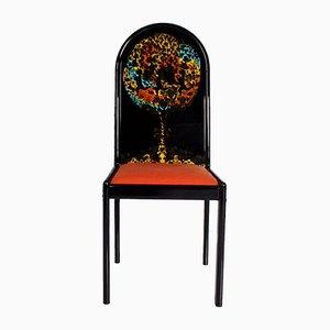 Chaise de Salle à Manger par Bjørn Wiinblad pour Rosenthal, 1976