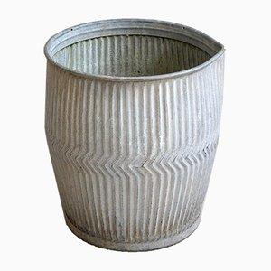 Cache-Pot en Zinc, Angleterre, 1930s