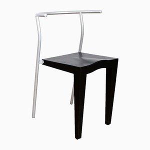 Sedie Dr Glob di Philippe Starck per Kartell, anni '80, set di 4