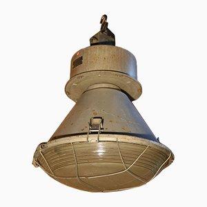 Lámpara para exterior modelo ORP-250 E industrial de Mesko, años 70