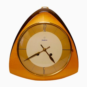 Vintage Mid-Century Wall Clock from Junghans