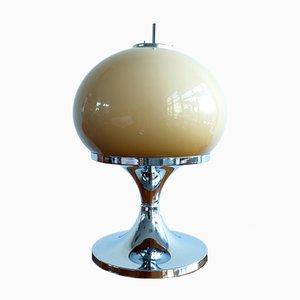 Lámpara de mesa de Harvey Guzzini para Meblo, años 70