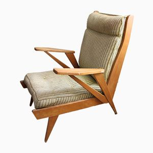 FS141 Easy Chair from Freespan, 1956